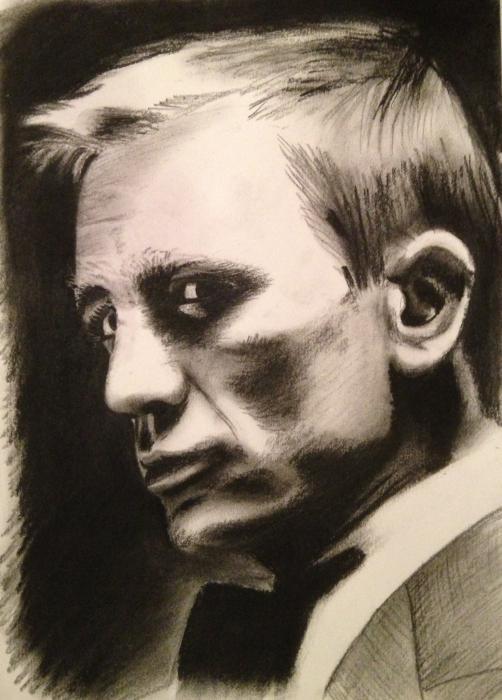 Daniel Craig by KLARTWORK
